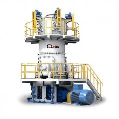 CLUM 系列超细立式磨粉机的图片
