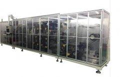 550系列高速分切CCD一体机