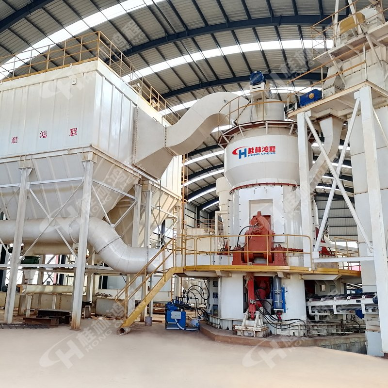 磨磷礦石粉的機器 桂林鴻程HLM立磨的圖片