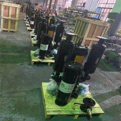 沉水式罗茨风机污水处理河道治理养殖增氧曝气设备
