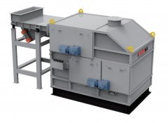 LQCG系列强磁干式除铁器的图片