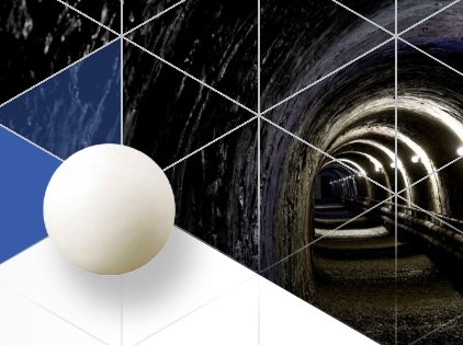 赛诺采矿用研磨介质的图片