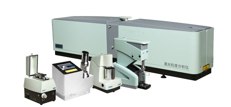 Topsizer Plus激光粒度分析仪的图片