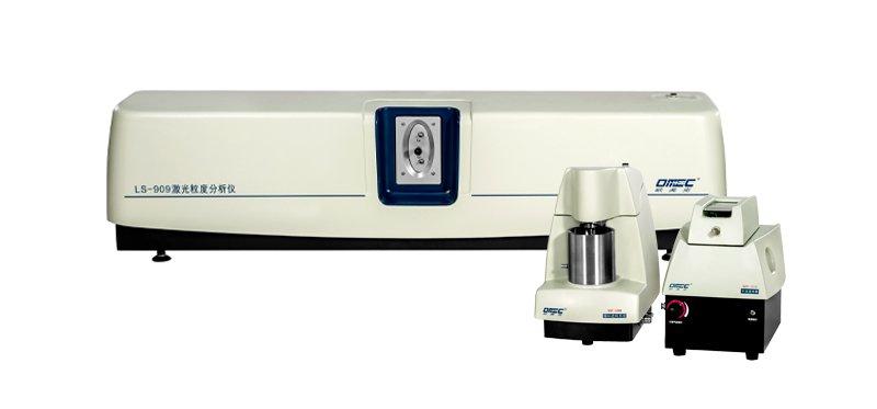 LS-909干濕二合一激光粒度分析儀的圖片