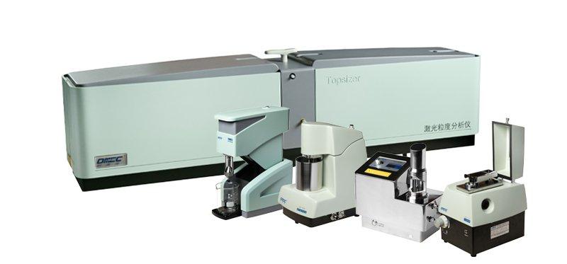 TopSizer高性能激光粒度仪的图片