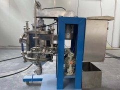 新型固液分离-提浓过滤设备技术