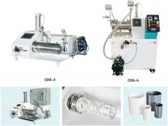 CDS实验用(小批量)大流量砂磨机的图片