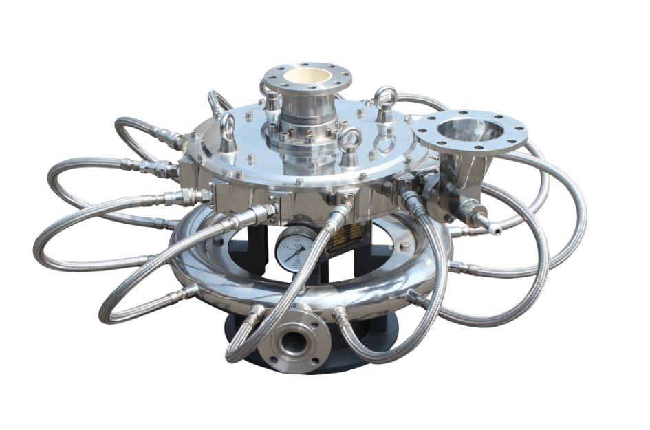 BPM系列扁平式超音速气流粉碎机的图片