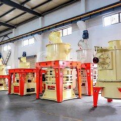玄武岩磨粉线加工设备的图片