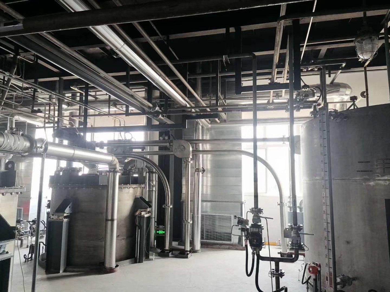 高温管链输送机的图片