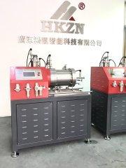 HKZN 10WB型卧式纳米棒销砂磨机的图片
