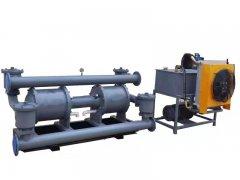压滤机进料柱塞泵