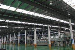 年产1万吨磷酸铁锂全自动化产线