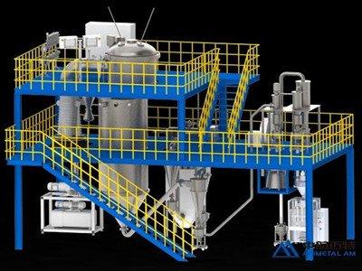 金属3D打印材料:500kg级大容量,粉末收得率96%以上!中航迈特新一代真空感应气雾化制粉设备热试投产
