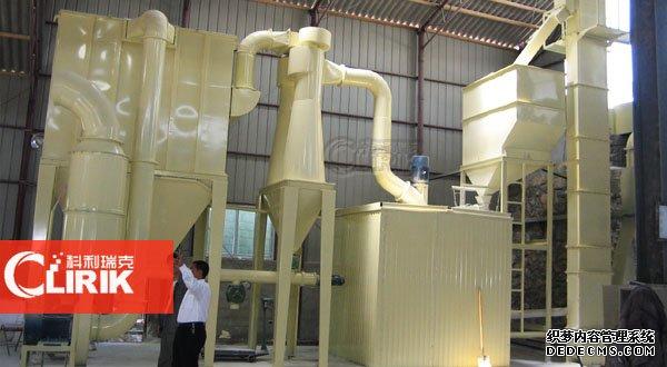 膨润土磨粉机