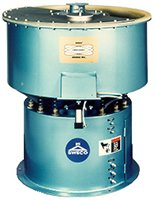 DM4 Grinding Mill vibratory size reduction equipment from SWECO