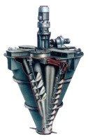 DSH 悬臂非对称双螺旋混合机 的图片