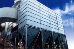 LFDM分體組合式離線脈沖袋式除塵器