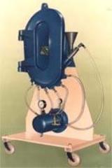 QON循环管式气流粉碎机的图片