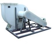 F4-72型 塑料拖带式离心通风机