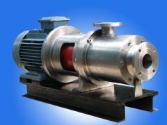 GZRC磁力重油分散乳化机的图片