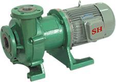 FC系列氟塑料磁力泵的图片