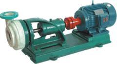 FS 型特種工程塑料離心泵