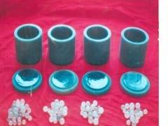 玛瑙球磨罐的图片