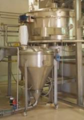 脈沖式倉泵氣力輸送