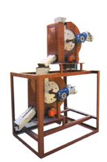 立环干式高梯度磁选机的图片