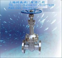 进口闸阀-上海树典阀门的图片
