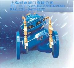 进口水利控制阀-上海树典阀门的图片