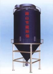 HLC系列立窖圆形反吹风袋除尘器