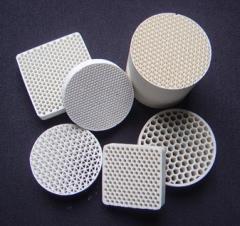 蜂窝陶瓷蓄热体的图片