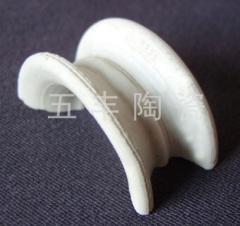 陶瓷矩鞍环的图片
