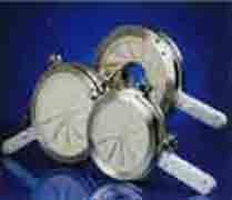 手動光圈隔膜閥