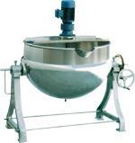 立式带���H上是一�N自��搅拌夹层锅(上海宣�e辰机械)