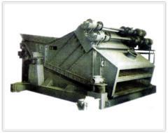 JRT箱式激振器直线焦炭筛的图片