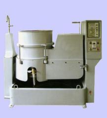 涡流研磨机,水流光饰机,振动研磨机,离心研磨机,滚筒研磨机的图片