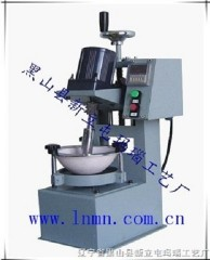 玛瑙研磨机(研钵机)的图片