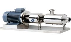 MBE系列高剪切混合分散乳化机