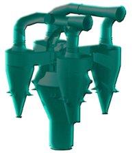 JXDX高效组合式选粉机