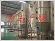 沸腾干燥制粒机的图片