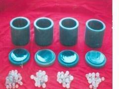 玛瑙研磨罐的图片