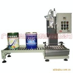 油墨、油漆、硬化劑、溶劑正壓防爆型定量液體灌裝機