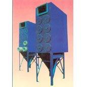 SHR型高效沉流式滤筒除尘器