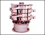 DST 三次元振动筛分浆液过滤机