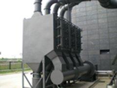 GLT沉流式滤筒除尘器 的图片