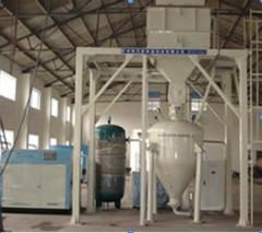 倉泵(密相)輸送系統