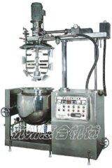 管线式真空乳化机